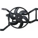 Вентилятор без кондиционера (до 2008 г.) Рено Логан